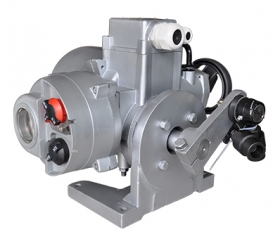 RJM Regulated Actuator