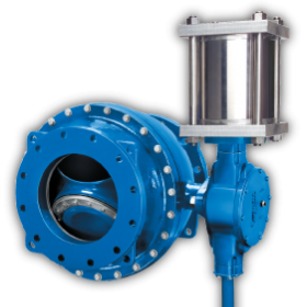 Resilient Seated Ball Valve